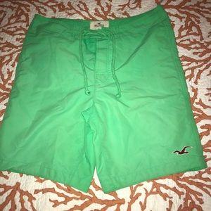 Hollister board shorts